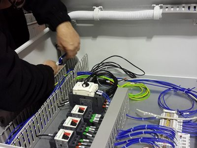 industrial control panel systems