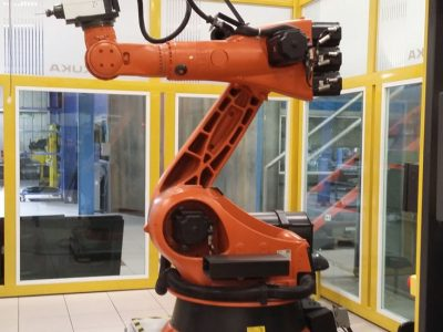 new robot integration