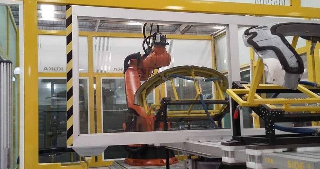 Trimming Robot Cell