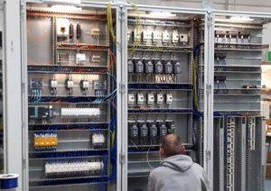 Control panel builder