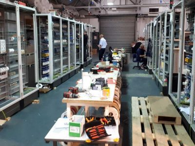 Control Panel Safety Standards and Regulations