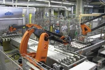food industry robots