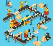 Key Safety Elements [Industrial robots & IMS]
