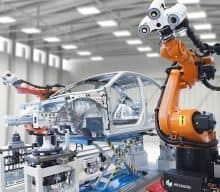 2018 Vision technology trends for Industrial Robots