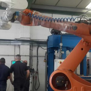 Industrial Robot repair