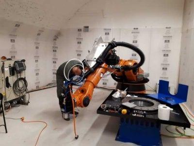 robot arm automatiohn