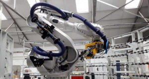 Robotic Integrator in Manufacturing