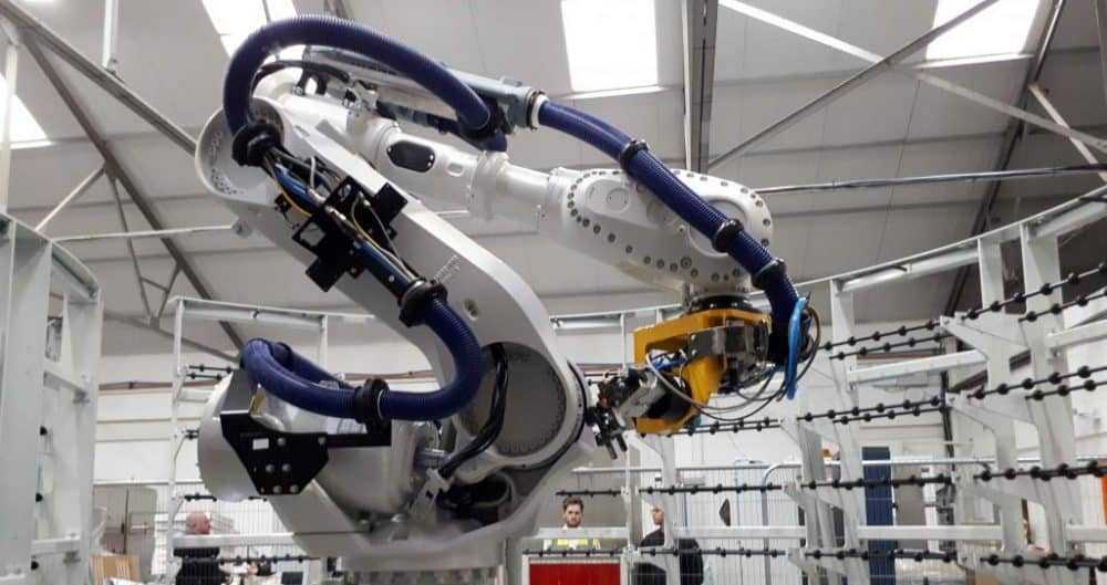 Robotic automation comapanies UK