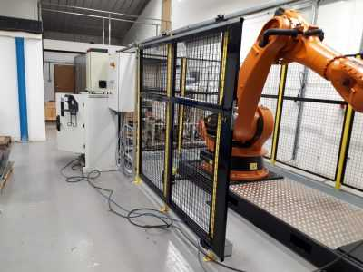 Robot Cell Design