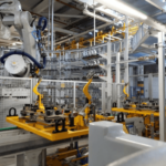 manufacturing robots application