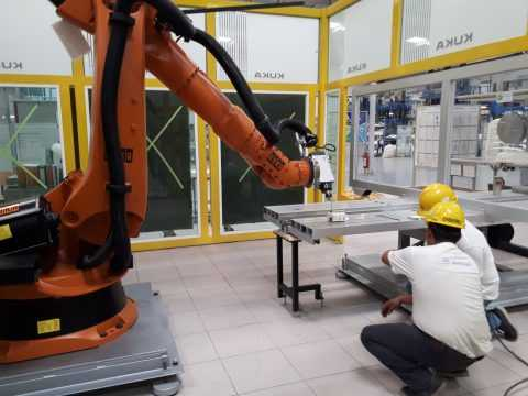 Robot Automation Companies in the UK