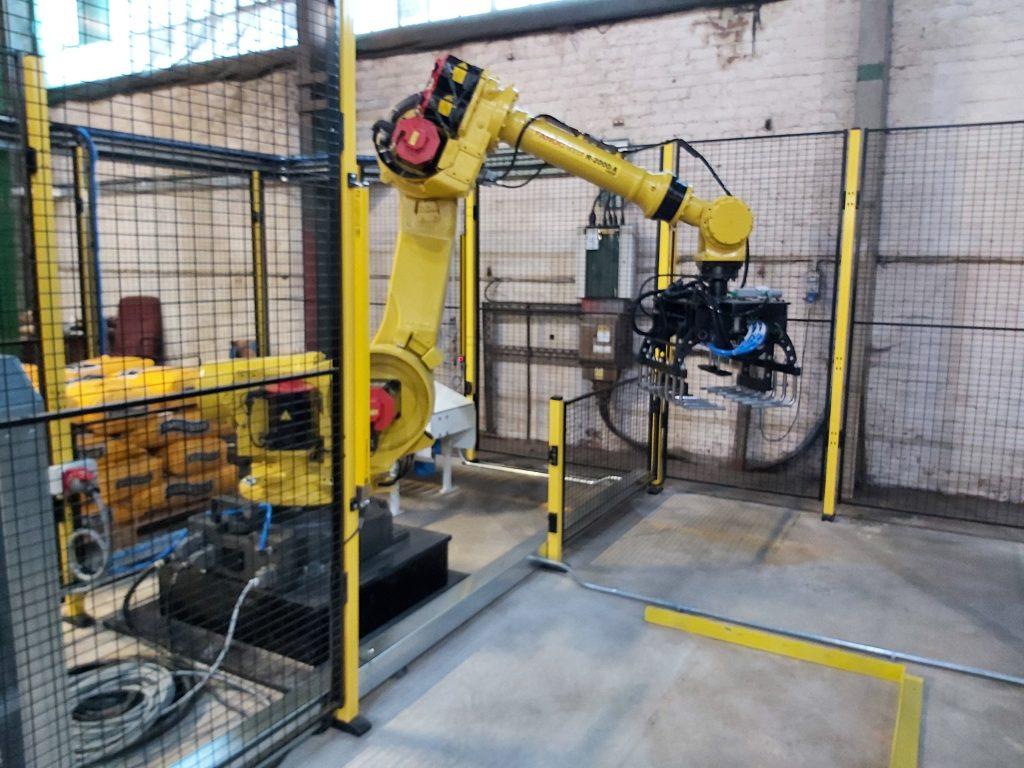 FANUC Palletising Robot